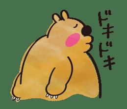 Groundhog sticker #166050
