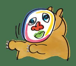 Groundhog sticker #166055