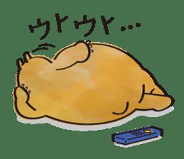 Groundhog sticker #166057
