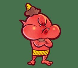 goblin sticker #166343