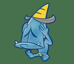 goblin sticker #166356