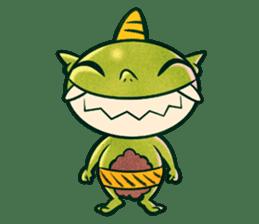 goblin sticker #166359