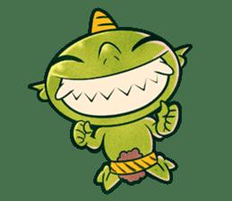 goblin sticker #166363