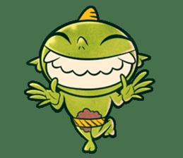 goblin sticker #166364