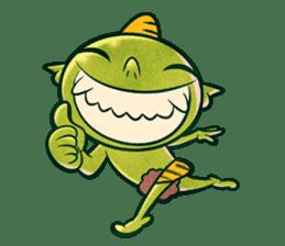 goblin sticker #166368