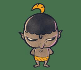 goblin sticker #166369