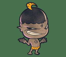 goblin sticker #166370