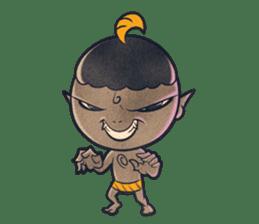 goblin sticker #166372
