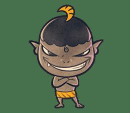 goblin sticker #166373