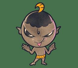 goblin sticker #166377