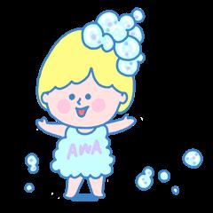 Fairy bubble!