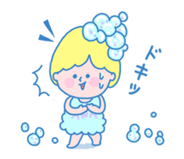 Fairy bubble! sticker #166504