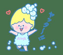 Fairy bubble! sticker #166506