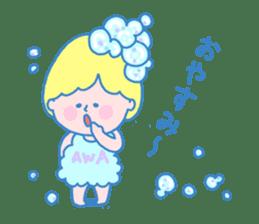 Fairy bubble! sticker #166508