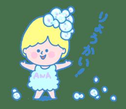Fairy bubble! sticker #166510