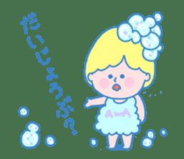 Fairy bubble! sticker #166513