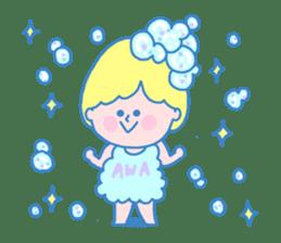 Fairy bubble! sticker #166514