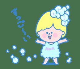 Fairy bubble! sticker #166519