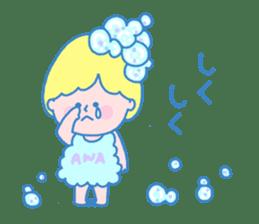 Fairy bubble! sticker #166520