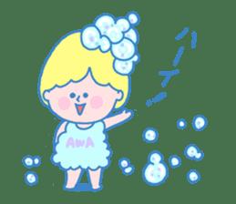 Fairy bubble! sticker #166522