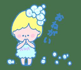 Fairy bubble! sticker #166523