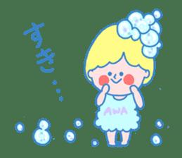 Fairy bubble! sticker #166528