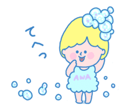 Fairy bubble! sticker #166531