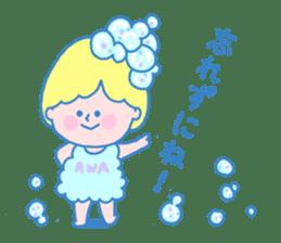 Fairy bubble! sticker #166532