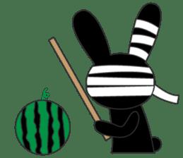 bandage bunny sticker #166810