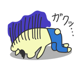 You bear 2nd Daily Edition sticker #167797