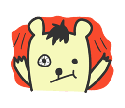 You bear 2nd Daily Edition sticker #167808