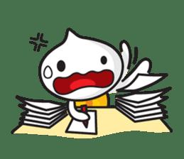 Daizu-kun sticker #168246
