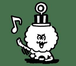 Mr.Kumohige2 sticker #168822