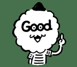 Mr.Kumohige2 sticker #168823