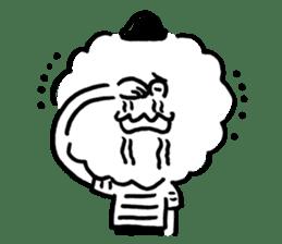 Mr.Kumohige2 sticker #168827
