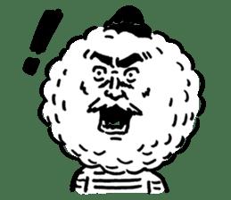 Mr.Kumohige2 sticker #168830