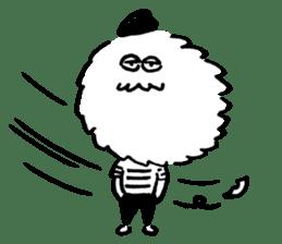 Mr.Kumohige2 sticker #168833