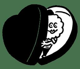 Mr.Kumohige2 sticker #168839