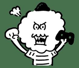 Mr.Kumohige2 sticker #168843
