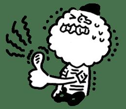 Mr.Kumohige2 sticker #168844