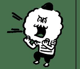 Mr.Kumohige2 sticker #168846