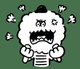 Mr.Kumohige2 sticker #168848