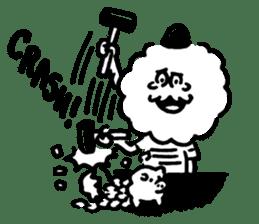 Mr.Kumohige2 sticker #168851