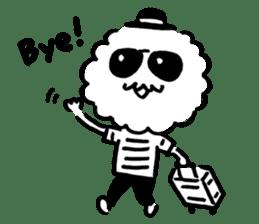 Mr.Kumohige2 sticker #168854