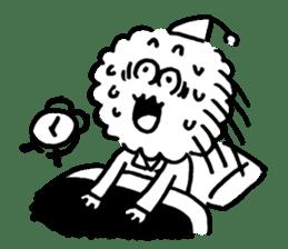 Mr.Kumohige2 sticker #168855