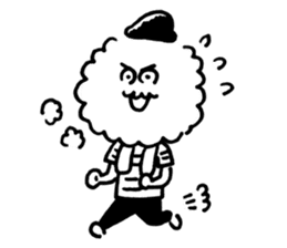 Mr.Kumohige2 sticker #168856