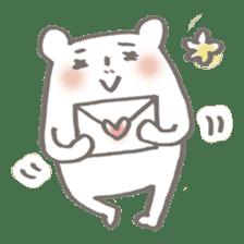 Wacchi's  Smile sticker #168899
