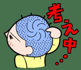 Ojaga-kun sticker #169297
