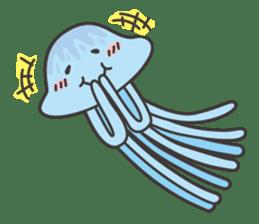 Sea Friends sticker #169340