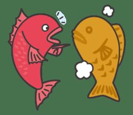 Sea Friends sticker #169343